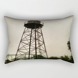 Water Tower Rectangular Pillow