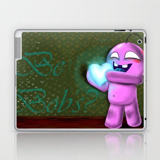 Valentine Bob Laptop & iPad Skin
