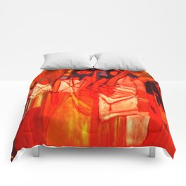 Women Varanasi Comforters