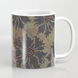Batik Poppies Coffee Mug