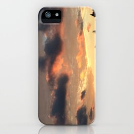 Night Approaching iPhone Case