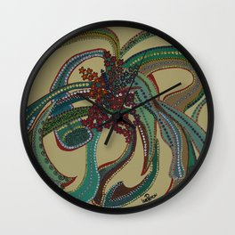 """Welwitschia"" by ICA PAVON Wall Clock"
