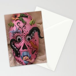 hurricane mask Stationery Cards
