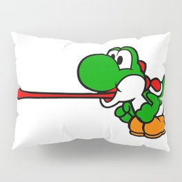 Yoshi Laser Pillow Sham