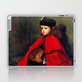 """John Everett Millais """"My First Sermon"""" Laptop & iPad Skin"""