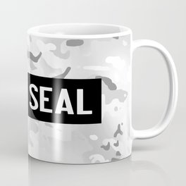 Seal (Arctic Camo) Coffee Mug