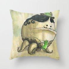 SignorFlower Throw Pillow