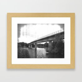 Bridge 66 Framed Art Print