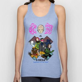 X-Men: Childred of the Atom Unisex Tank Top