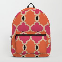 Hollywood Regency Trellis Pattern 622 Backpack