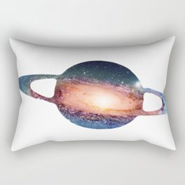 Saturns story Rectangular Pillow