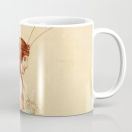 Magical beautiful fairy Coffee Mug