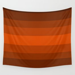 Sienna Spiced Orange - Color Therapy Wall Tapestry