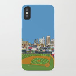 Minnesota Twins Target Field iPhone Case