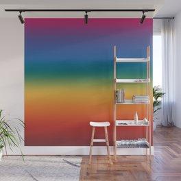 Rainbow 2018 Wall Mural