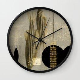 « la suite » Wall Clock