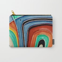 The Kandinsky's Chubby Bird 1 Carry-All Pouch