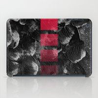 decal iPad Cases featuring black ocean by LEEMO