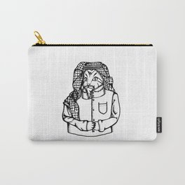 Arabian Kitty Carry-All Pouch