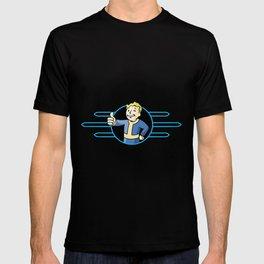 Fallout 4 Vault Boy Thumbs Up T-shirt