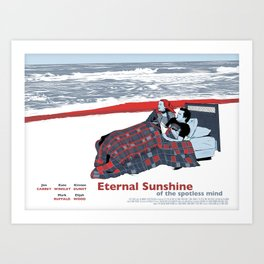 Eternal Sunshine Of The Spotless Mind (Version 2) Art Print