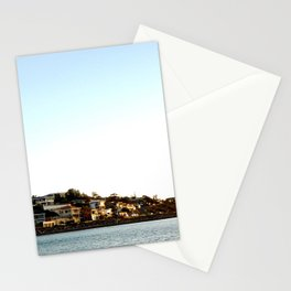 Marino Rocks Sunset Stationery Cards