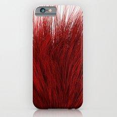 Red Fuzz iPhone 6s Slim Case