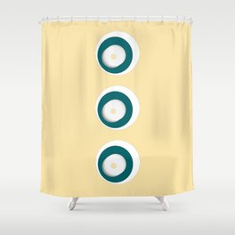 GEometrics Collection Shower Curtain