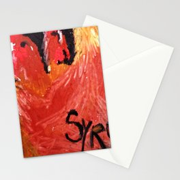 Hens Stationery Cards