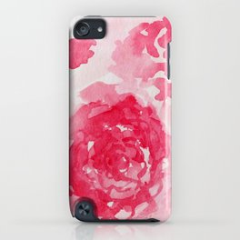 Rosy iPhone Case