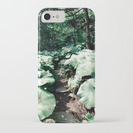 Overgrown iPhone Case