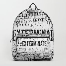 Exterminate 2 Backpack