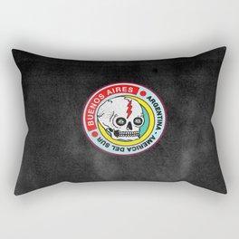 sudamerica Rectangular Pillow