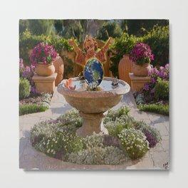 The Garden of Eden Metal Print