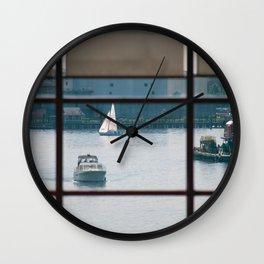 Baltimore Aquarium Series 12 Wall Clock