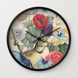 Vincent Van Gogh x Nature = Love #06 Wall Clock