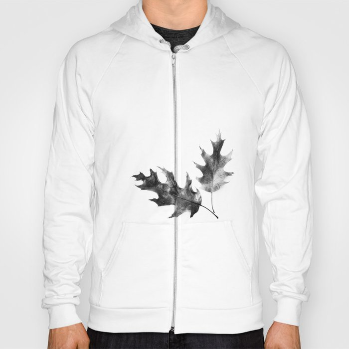 two leaves Hoody