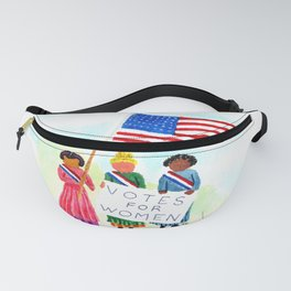 Suffragettes Fanny Pack