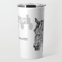 Sir Castleton (NZ) - Standardbred Travel Mug