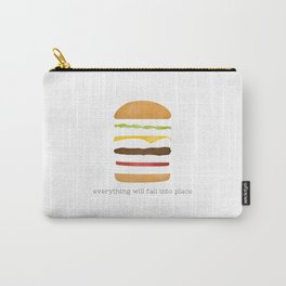Everything Will Fall into Place Carry-All Pouch