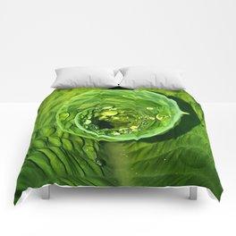 Spiral Drops Comforters