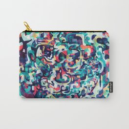 I Love Everything About You Carry-All Pouch