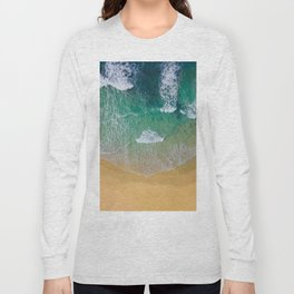 Ocean from the sky Long Sleeve T-shirt