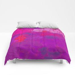 Color Splendor No.1o by Kathy Morton Stanion Comforters