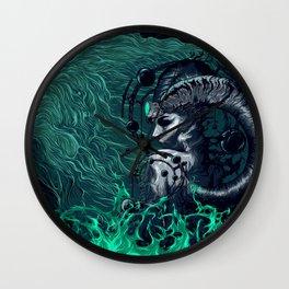 Seraph from Nazareth Wall Clock