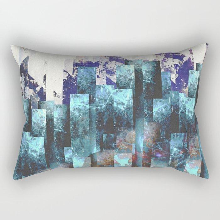 Cold cities Rectangular Pillow