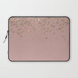 Belle cherie rose gold Laptop Sleeve