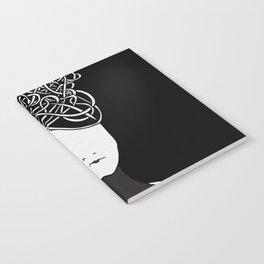 Iconia Girls - Maria Black Notebook