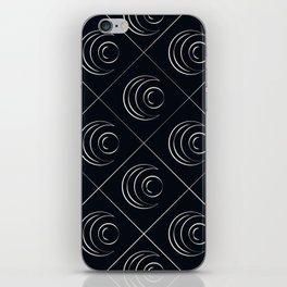 Sun & Moon iPhone Skin