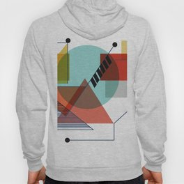 Bauhaus Kandinsky Modern Art Hoody